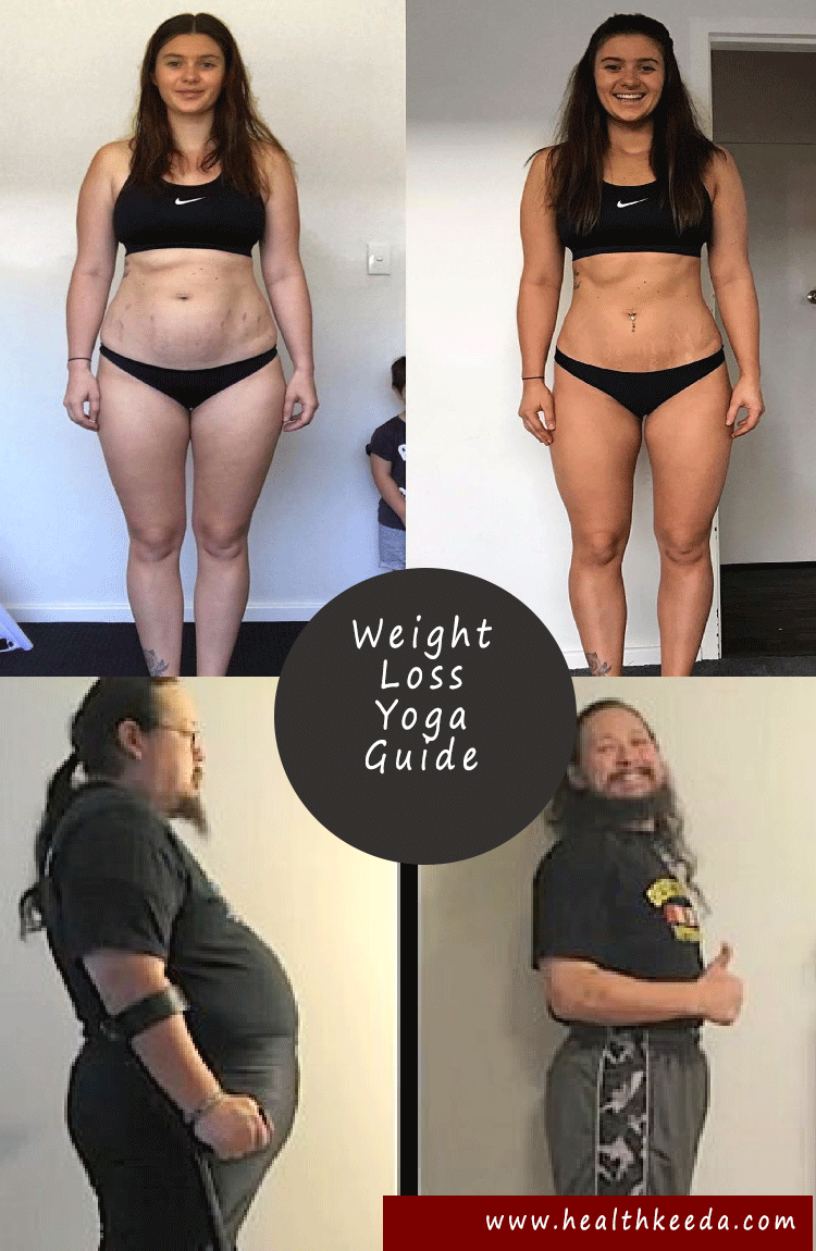 weight loss yoga guide