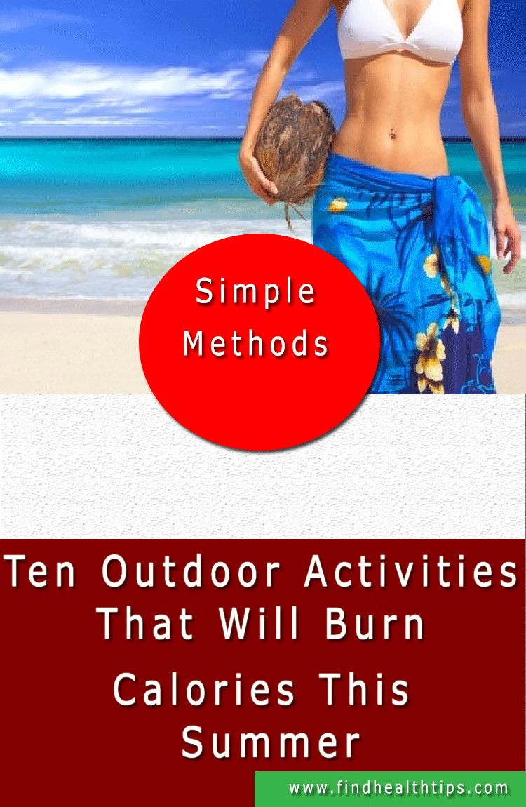 ten calories summer fat burn