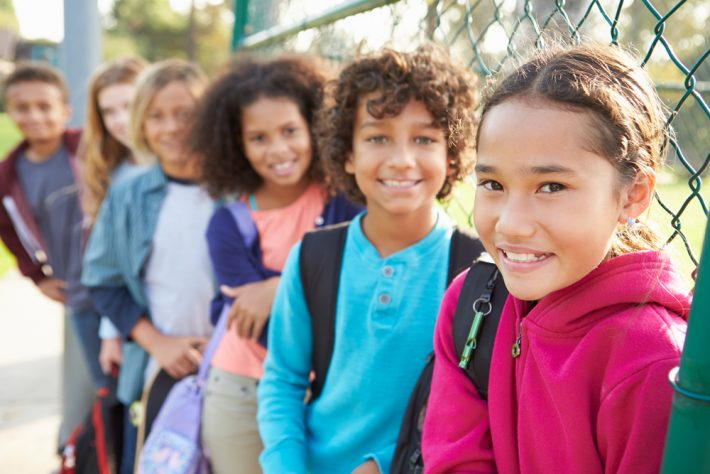 The Importance of the School Playground on Children's Health