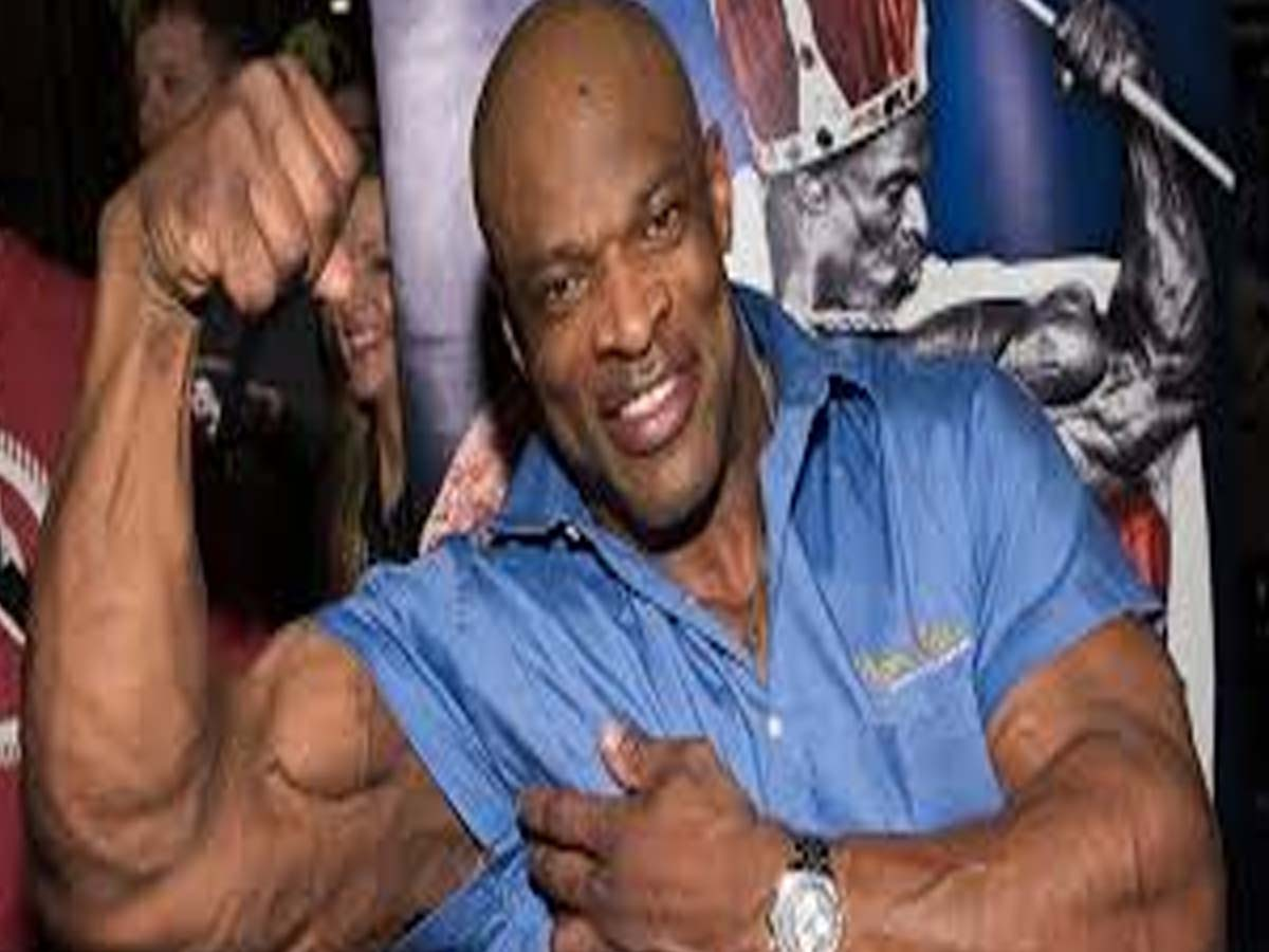 Ronnie Coleman Eight Times Mr Olympia Fitness Motivation Story Health Keeda