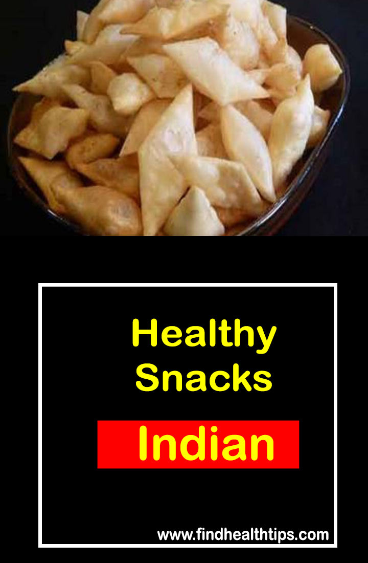 This is a list of healthy Indian snacks.