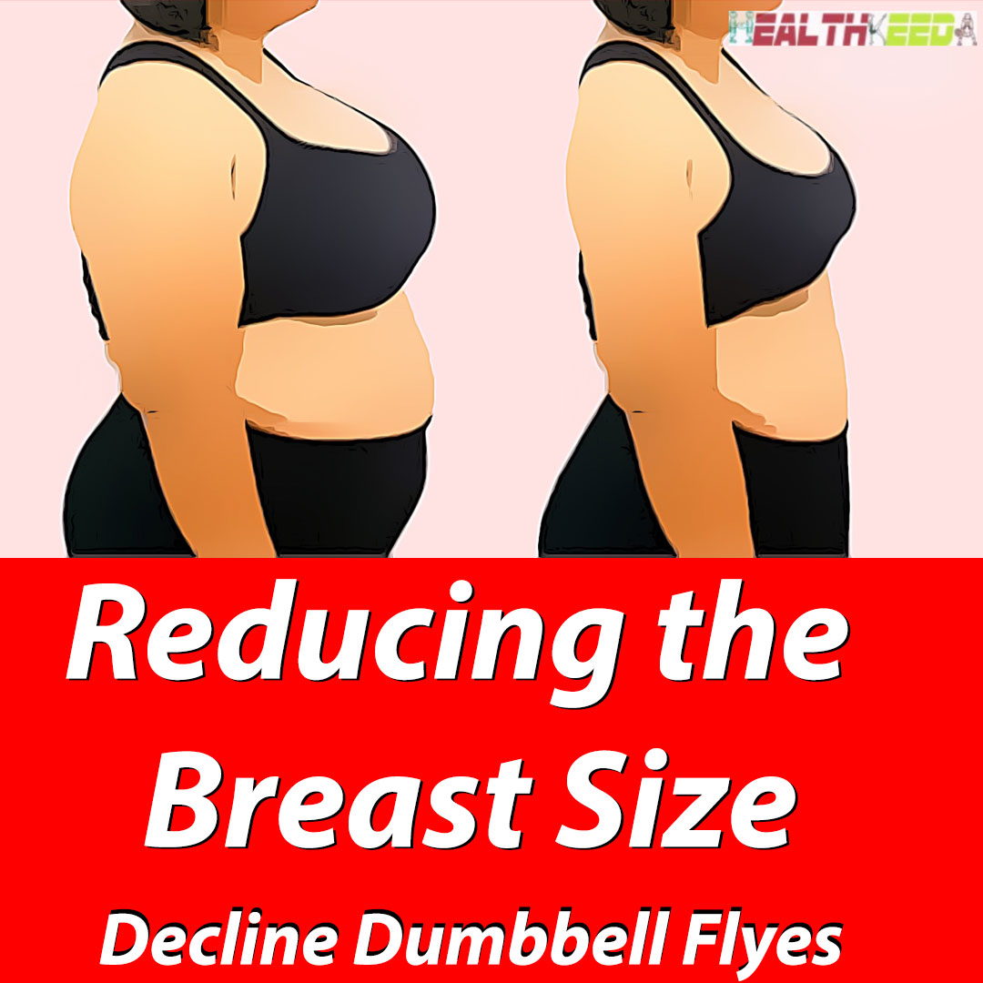 Before and After Photo of Breast Size