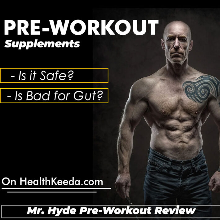 Mr. Hyde Pre Workout Review - Bodybuilder Portrait