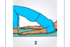 Bridge Pose Yoga Poses for Healthy Sex Life