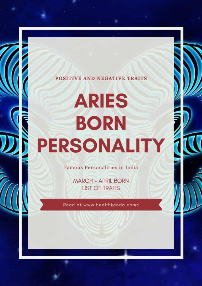 Aries born personality