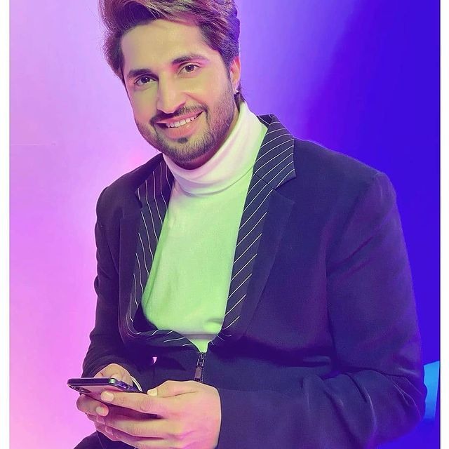 Jassi Gill -Wearing Blue coat with tshirt | | Dental Implants