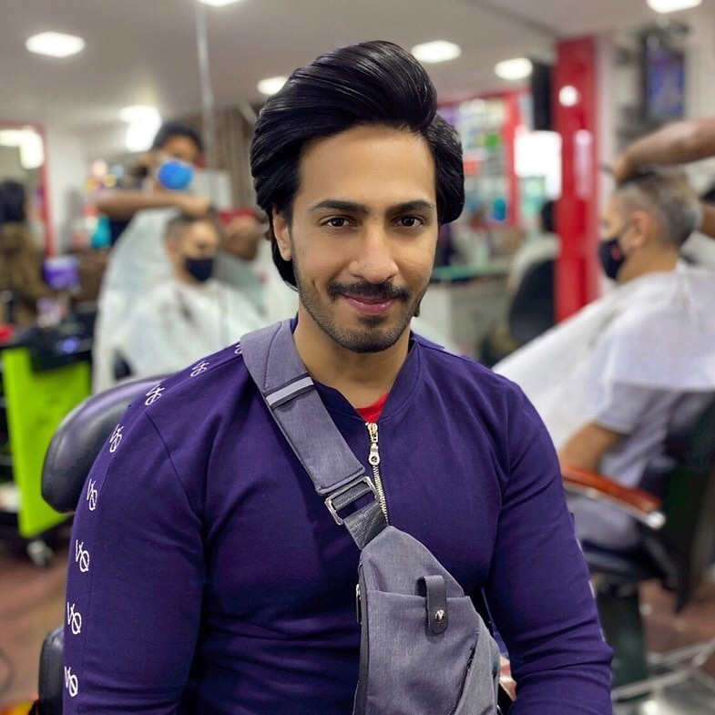 Thakur Anoop Singh - The New-Fuller wave hairstyles & sitting in salon