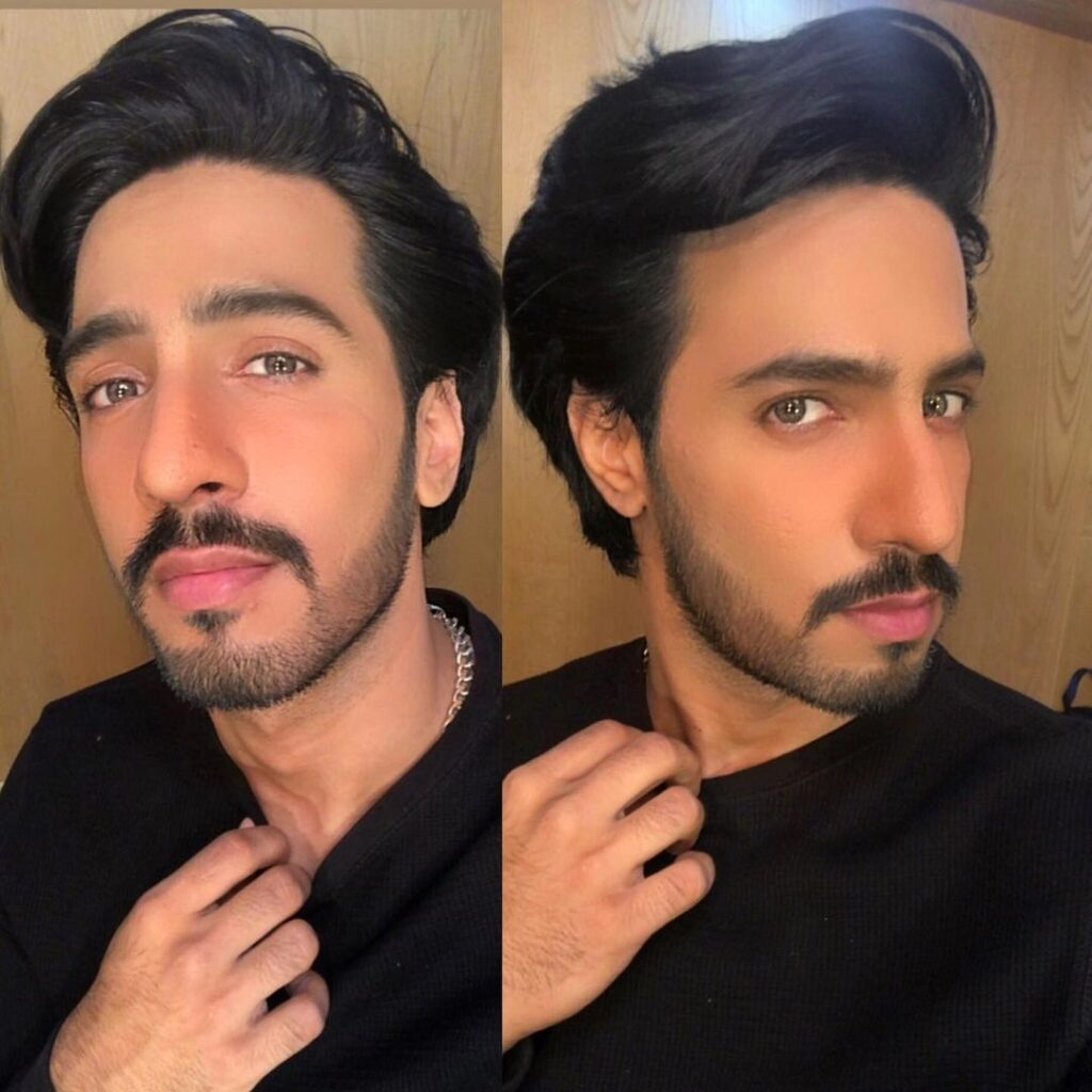 Thakur Anoop Singh - The Summer Wave hairstyles in black outfit