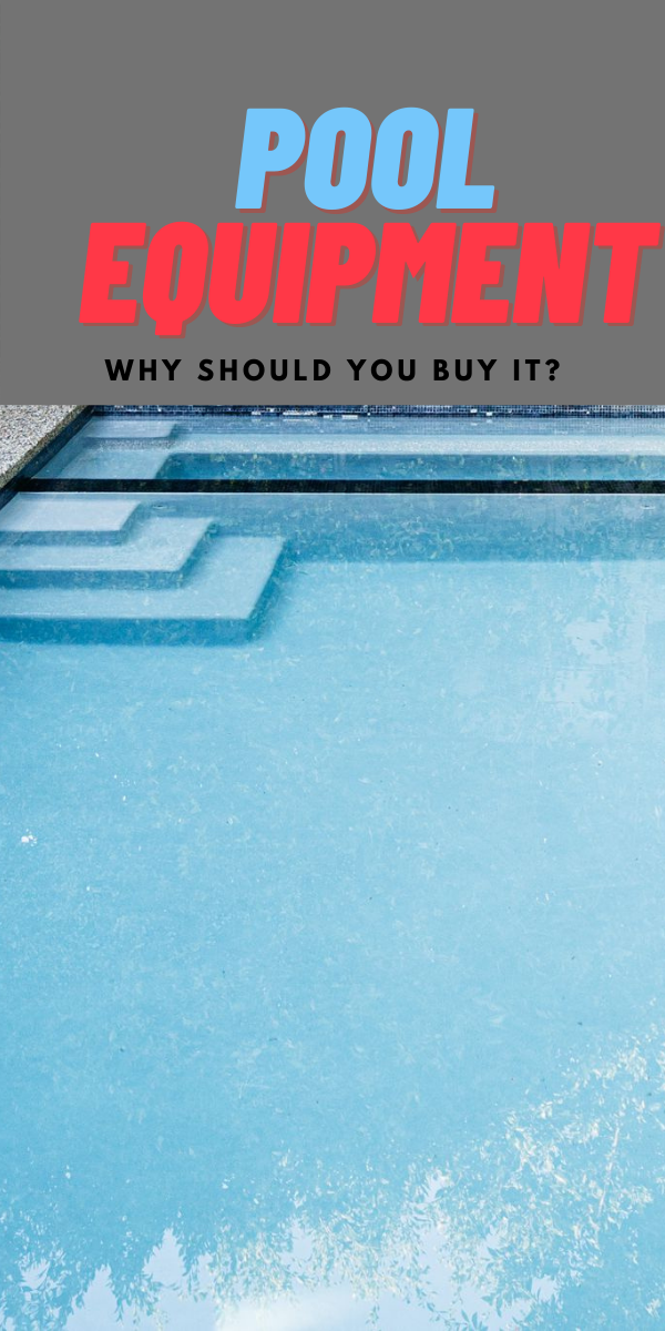 pool equipment - things to consider