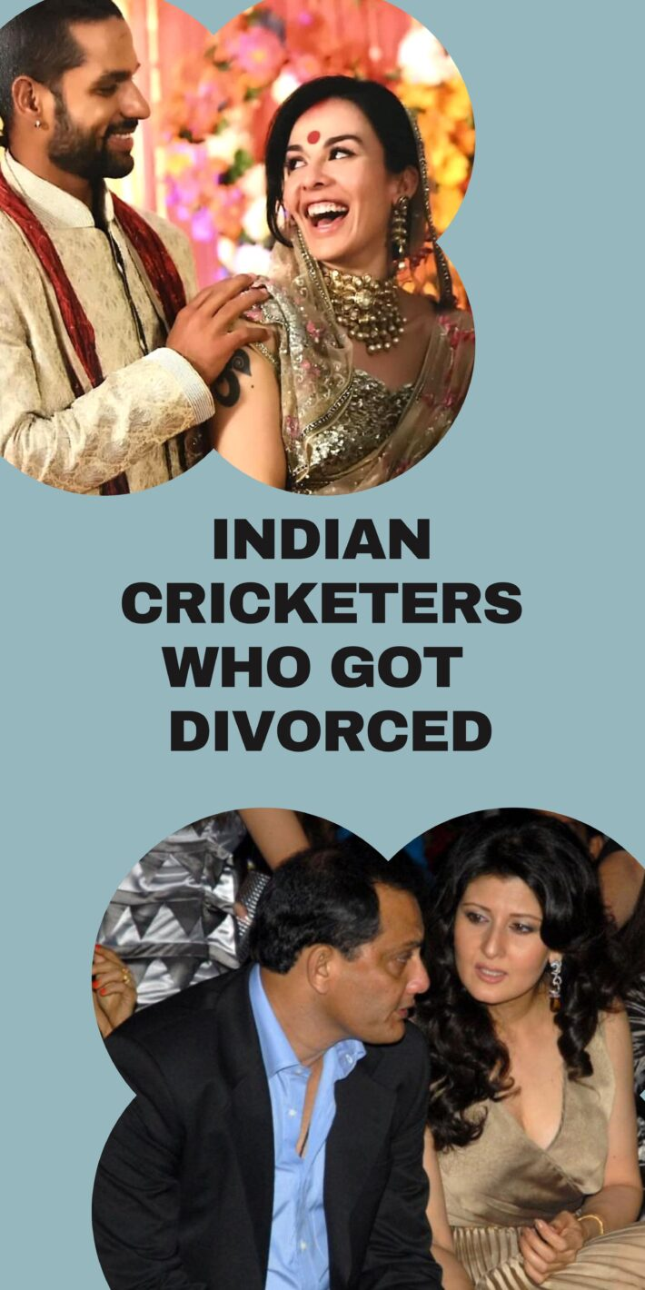 Indian Cricketers Who Got Divorced